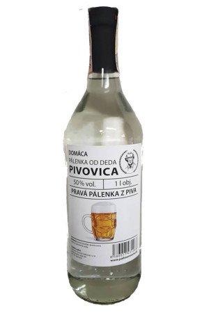 Domácí pálenka od dědy - Pivovica