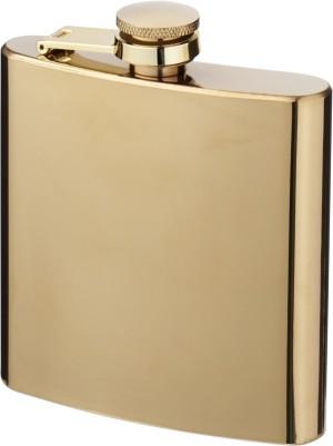 Zlatá kapesní láhev Elixer