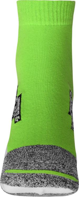 Sportovní sneaker ponožky