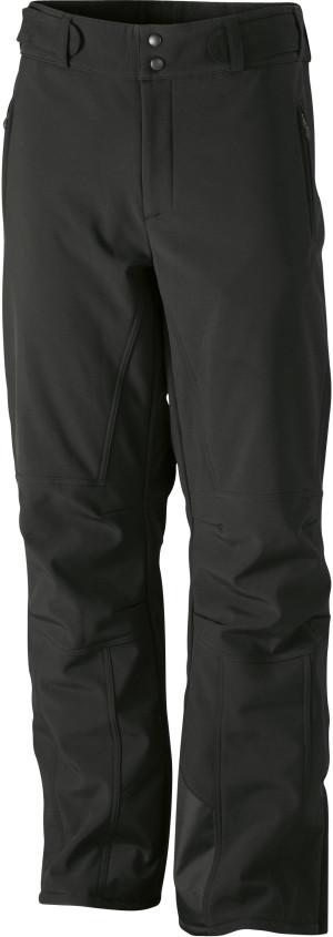 Pánské softshellové zimní kalhoty