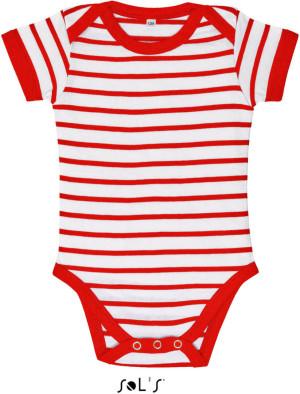 Miles Baby Dětské pruhované body