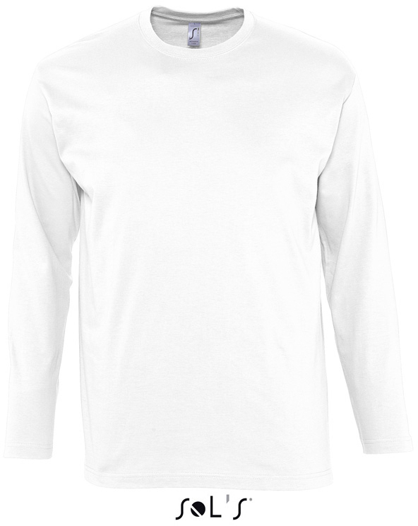 Monarch Pánské tričko s dlouhým rukávem unisex