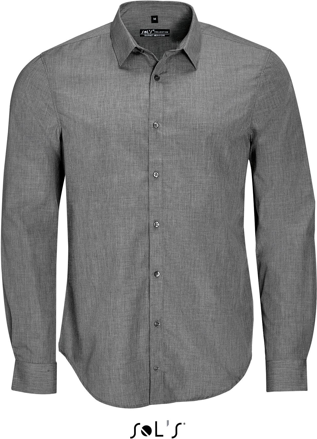 Barnet MenPánská popelínová košile