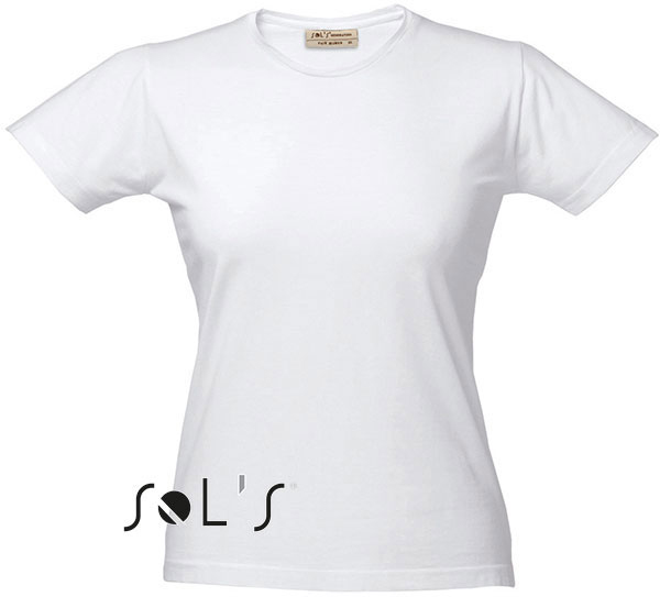 "Dámské tričko ""fair trade"""