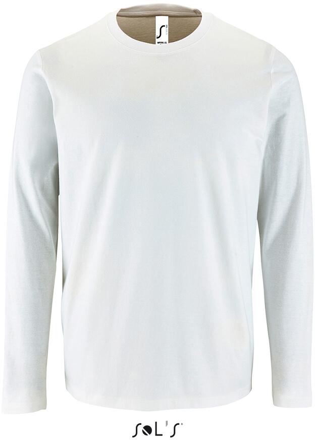 Pánské tričko dlouhý rukáv