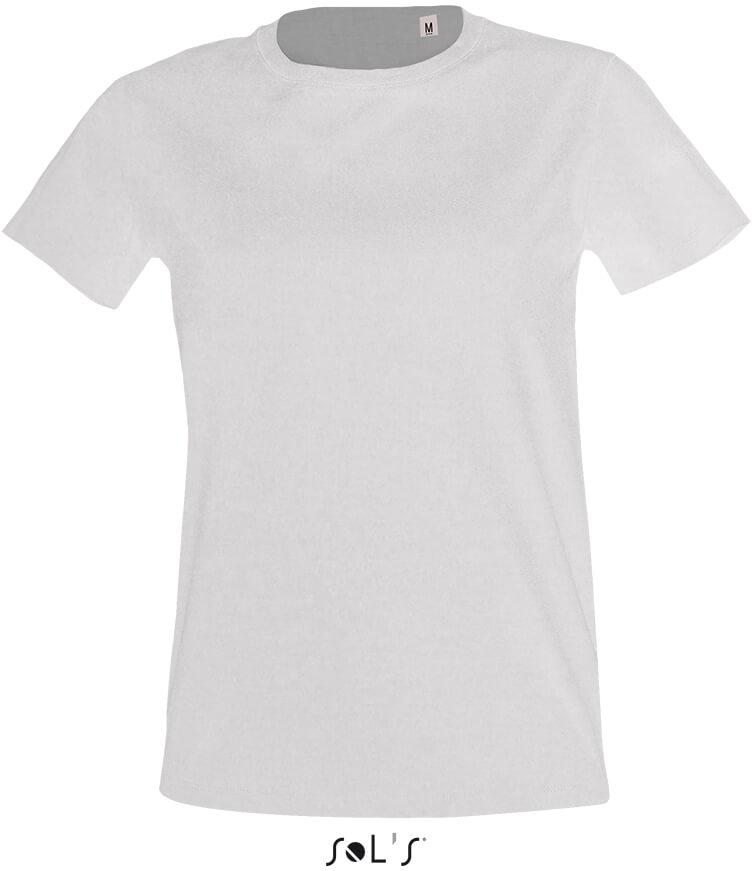 Dámské slim fit tričko