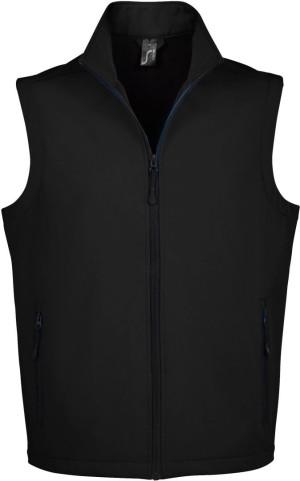 Pánská 2-vrstvá softshell vesta