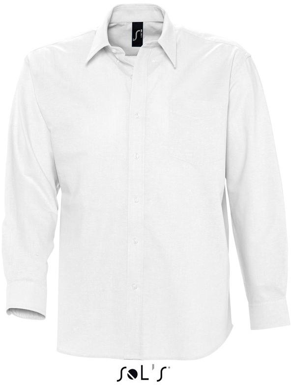 """Boston Pánská košile s dlouhým rukávem """"Oxford"""""""
