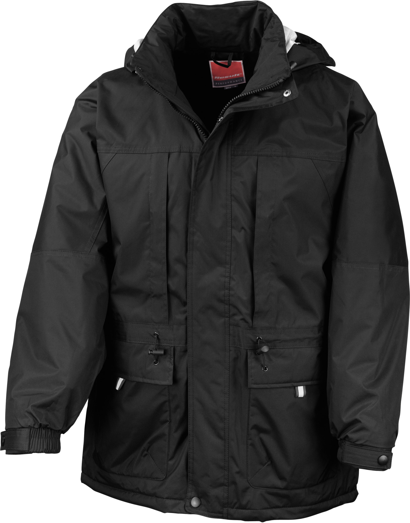 Multifunkční zimní bunda