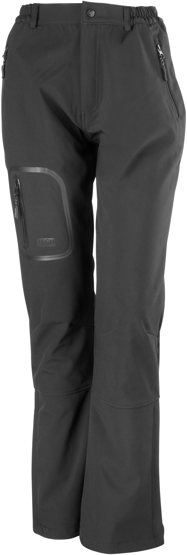 Dámské 3-vrstvá softshellové kalhoty