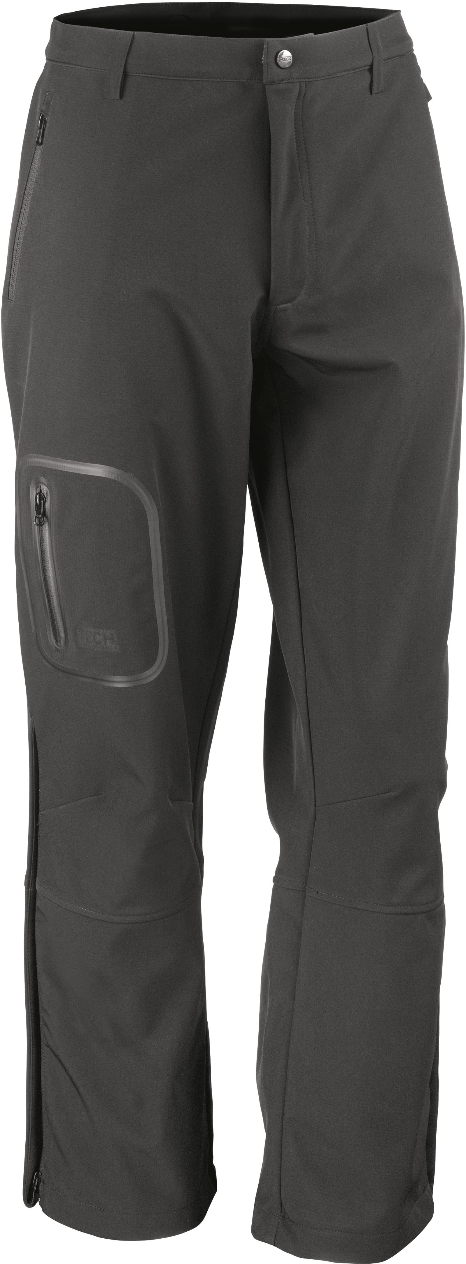 Pánské 3-vrstvá softshellové kalhoty