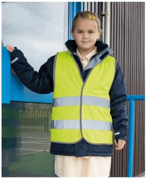 Bezpečnostní vesta pro juniory EN 471