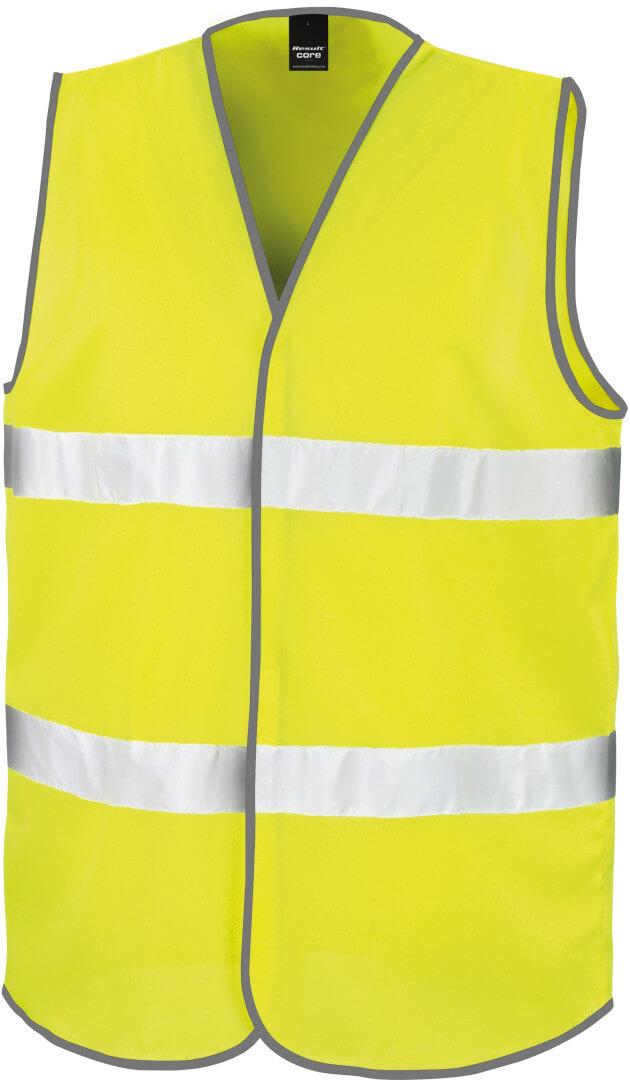 Bezpečnostní vesta pro motoristy EN 471