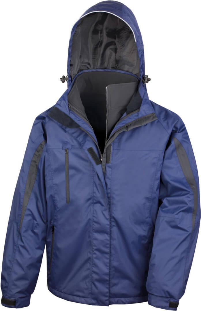 Pánská bunda 3v1