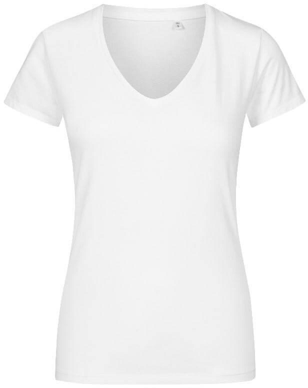 Dámské X.O tričko s V výstřihem
