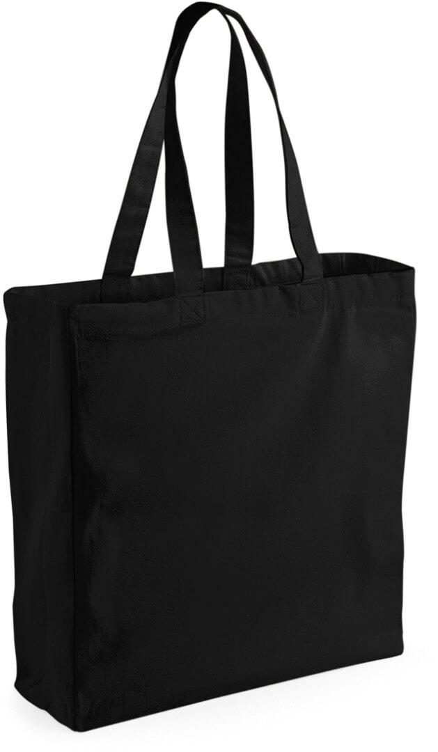W108 Klasická plátěná taška