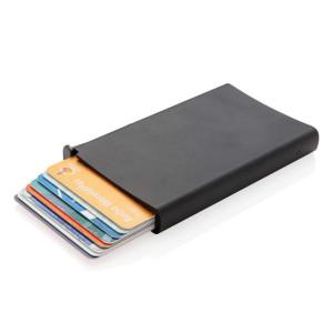 Hliníkové RFID pouzdro na karty