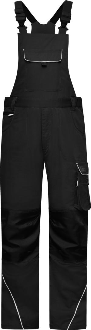 Pracovní kalhoty s laclem S -Solid-