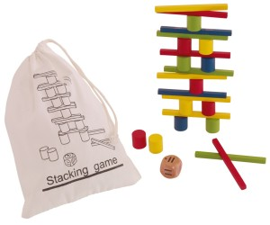 STACKING puzzle