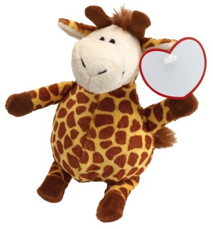 RAFFI Plyšová žirafa