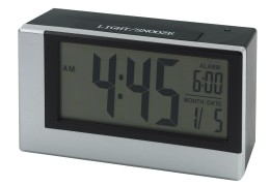 """""""Smoulder"""" Digitální stolní hodiny"""
