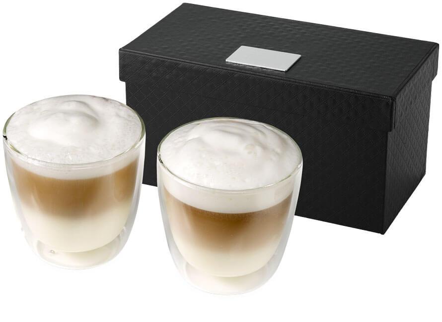 Dvojdílná sada na kávu Boda.