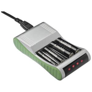 Nabíječka na 4 baterie