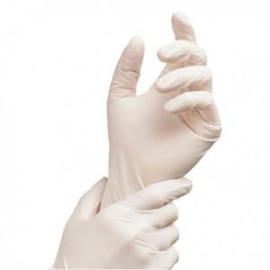 jednorzové latexové rukavice