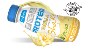 PROTEIN SHAKE vanilka