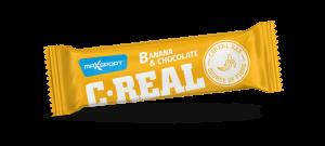 C-REAL banán čokoláda