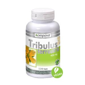Tribulus Terrestris 400 mg/120 kps