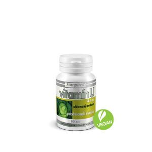 Vitamín U 500 mg/60 kps