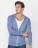 Reklamnepredmety Tričko Triblend unisex s kapucí