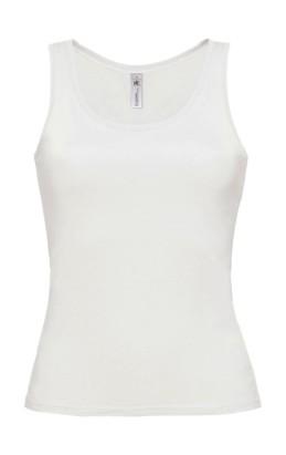 obrazok Dámské tričko bez rukávů - Reklamnepredmety