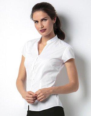 Dámská košile Continental Mandarin Collar