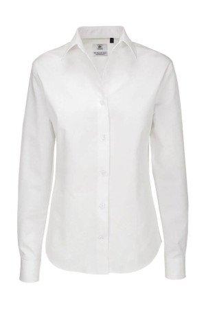 Dámská košile Sharp Twill s dlouhým rukávem