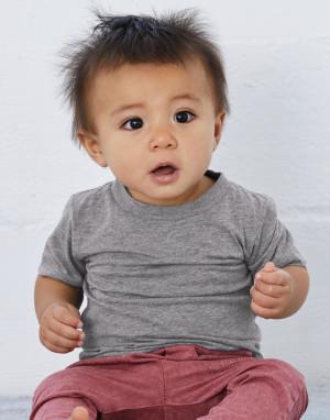 obrazok Baby Triblend triko s krátkým rukávem  - Reklamnepredmety