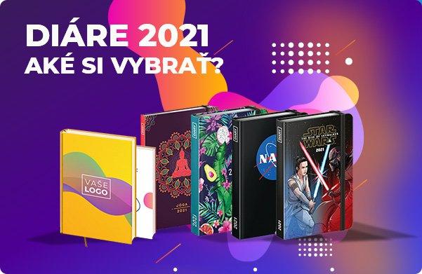 Diáře 2021. Jaké si vybrat?