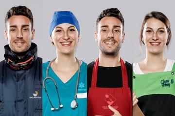 Pracovní oblečení jako benefit i nezbytnost