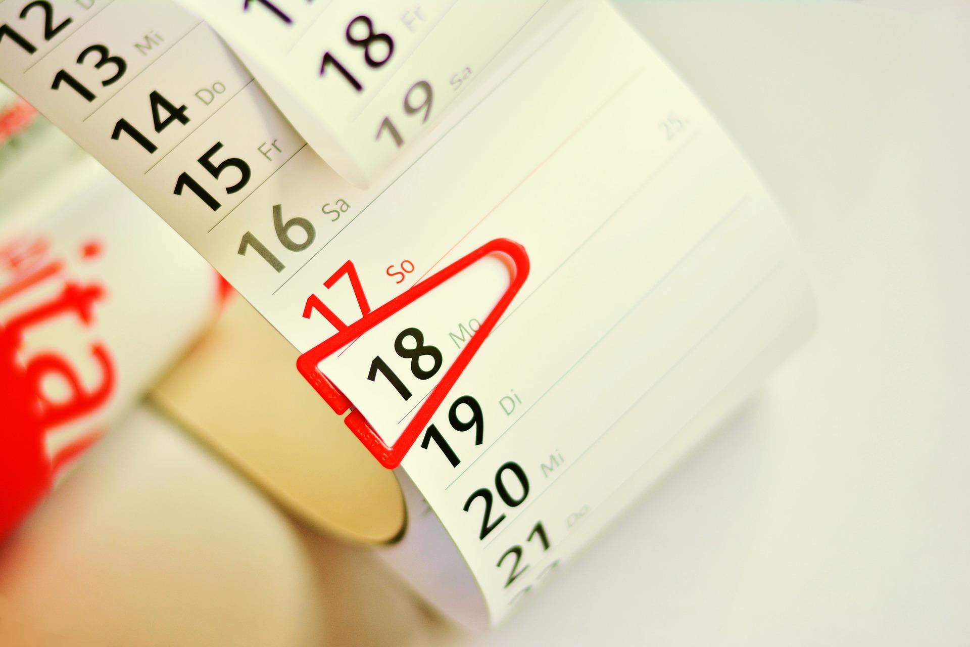 Kalendáře a diáře - naši nejlepší společníci!