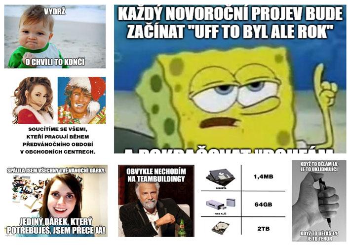 Meme z roku 2020